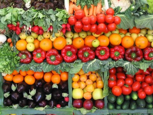 Eat Veggies to avoid diabetes