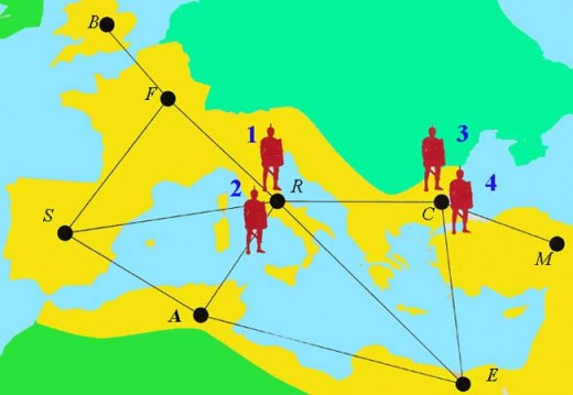 Byzantine Generals' Problem