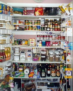 Great Ideas for Organizing Your Kitchen Pantry Storage