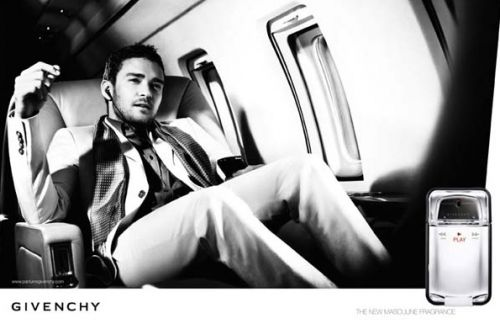 Justin Timberlake for Givenchy Play