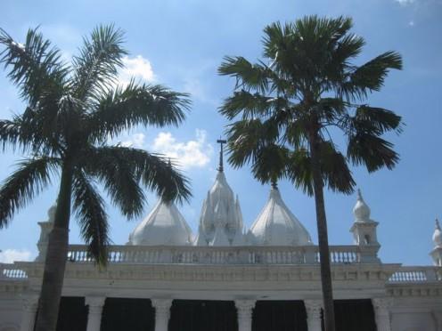 Katgola temple Shikhar