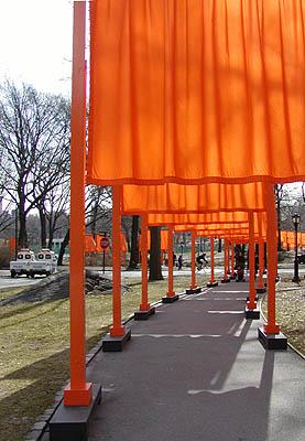 Central Park Gates