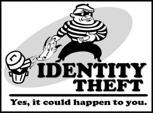 Identity Theft could happen to you.