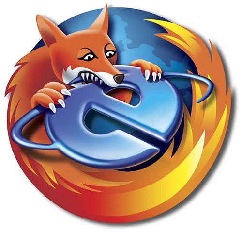 """Mozilla's Mighty Firefox"" Photo Courtesy of: Screenshot/Misc."