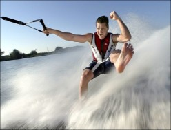 Learn to Barefoot Water Ski for Free