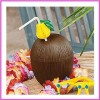 Plastic Coconut Cups - Coconut Party Cups - Tropical Party Cups