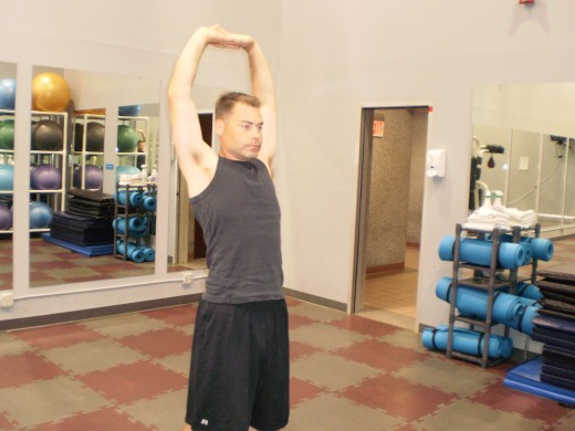 The Abdominal Stretch