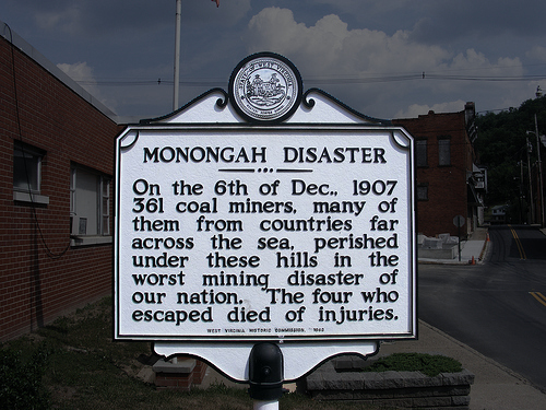 The Monongah Disaster