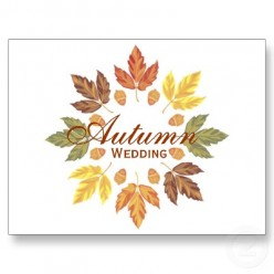 Wedding Themes and Ideas For Autumn