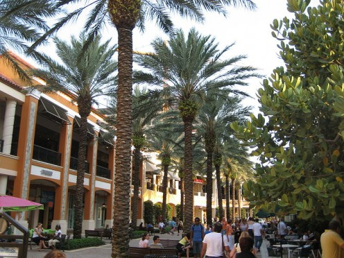 City Place Plaza (All photos public domain, unless otherwise credited.)