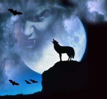 Werewolf's and Vampires