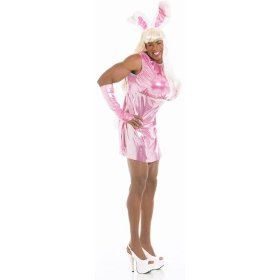 It's a bit of a drag at number 4 as you dress up as a sexy bunny girl