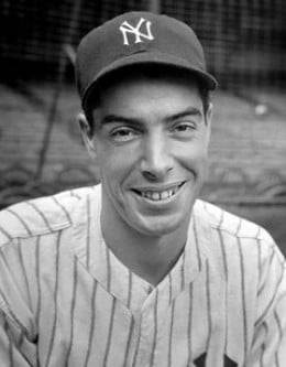 JOE DIMAGGIO LED THE 1939 NEW YORK YANKEES TO WORLD SERIES TITLE