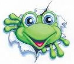 Froggie!