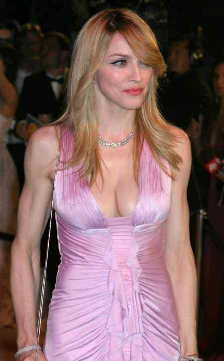 The lovely Madonna