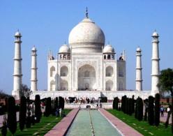 Casio Camera Shot Taj Mahal
