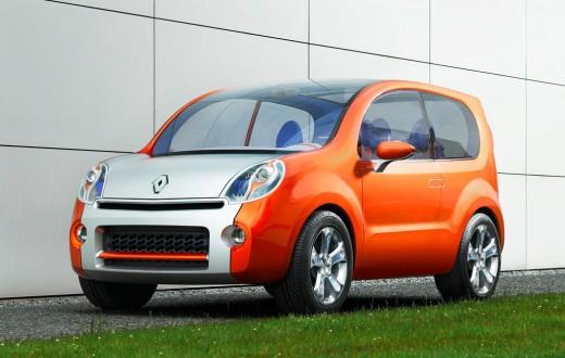 Renault Kangoo BeBop Front