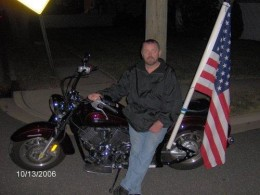 The 2006 Yamaha Vstar that brought me to know the one true God