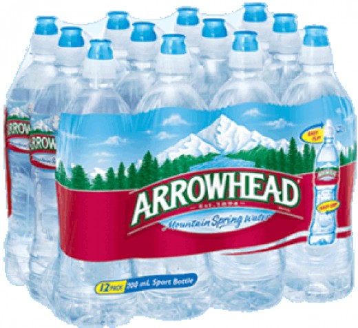 An image of Arrowhead Premium Bottled Water