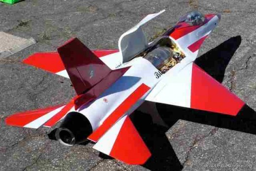 RC Jets turbine