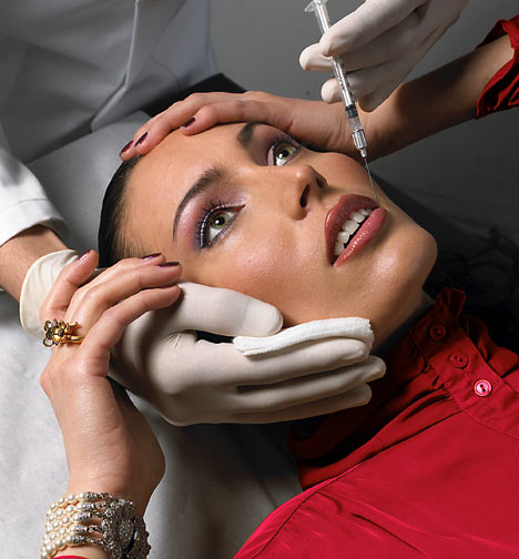 You need Botox if you want to get rid of those skin wrinkles, weird expression lines, dark circles, crow's feet, and glabellar lines.