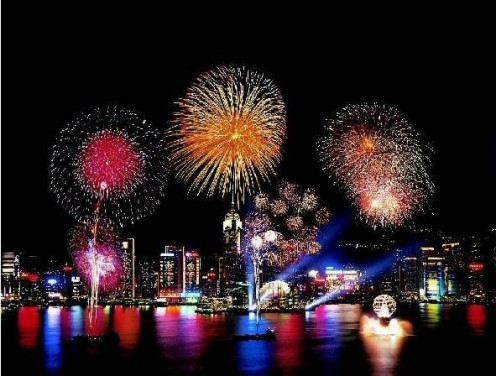 Let the fireworks begin...