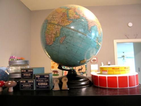 Best kid's globe
