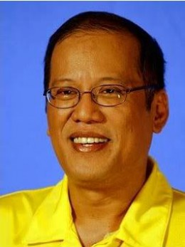 """Benigno """"Noynoy"""" Aquino is now leading in the current survey, he coild be the surprize package in the coming election in May."""