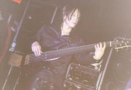 John Myung with Yamaha TRB6