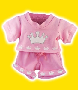 Princess Crown Set