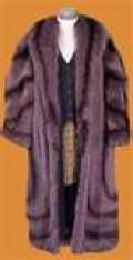 Raccoon Skin Coat