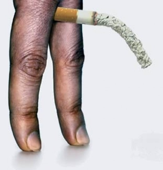 Smoking Reduces Sperm Count
