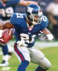 Greatest Giant Running Backs of All-Time