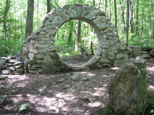 Faerie Ring Stone