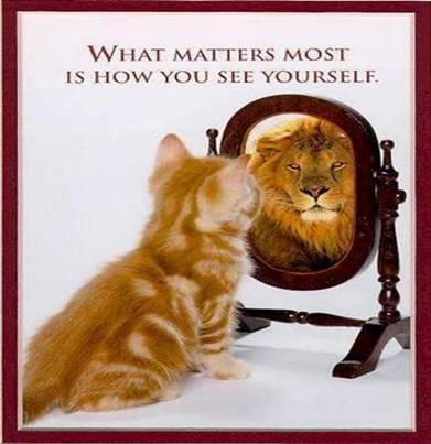 Self Reflection: Feel the Difference!