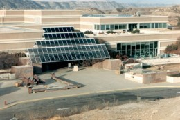 The newly expanded Royal Tyrrell Museum