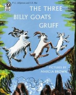The Three Billy Goats Gruff by Marcia Brown