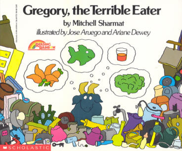 Gregory the Terrible Eater by Mitchell Sharmat