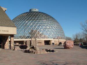 The Desert Dome (studebkr on sxc.hu)
