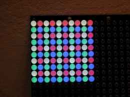 Your basic LED board.