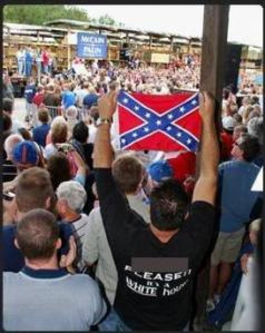 Not Every Conservative Is A Racist; But If You Are A Racist In America Today, You Are Most Likely A Conservative Republican