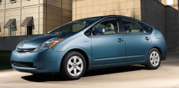 A blue Prius.  (Photo: Toyota.com)