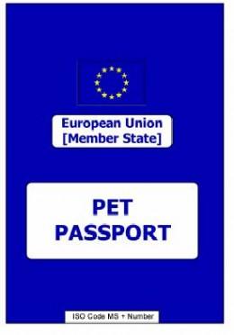 How To Get an EU Pet Passport