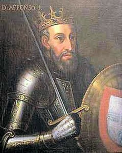 D. Afonso Henriques - First King of Portugal