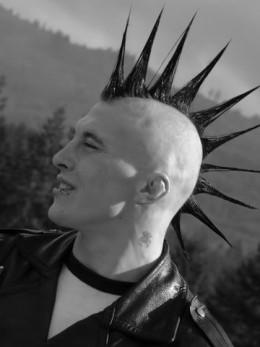 Fanned Mohawk