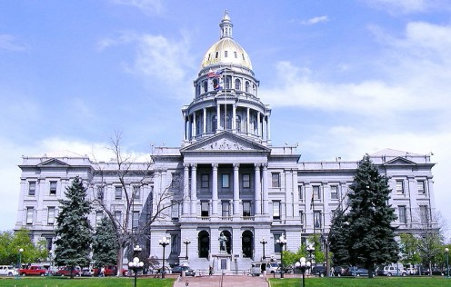 State Capitol in Denver