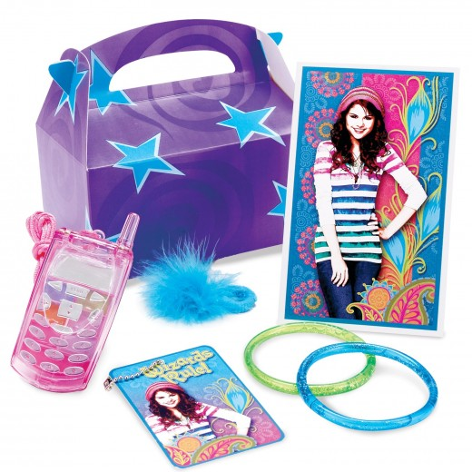 Wizards of Waverly Place Party Favor Box