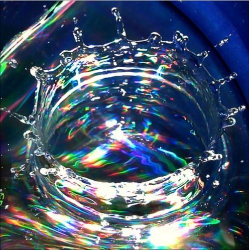 WATER CROWN (Blessings & Light)