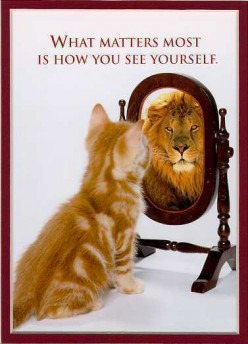 See Yourself--You Are Worth It
