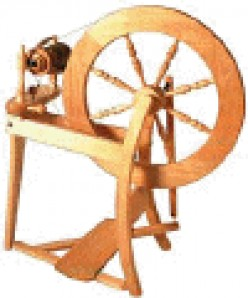 Spinning Wheels for the Beginner